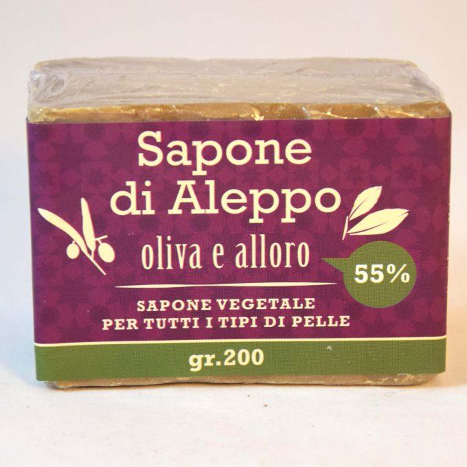 sapone di aleppo per eczemi e psoriasi
