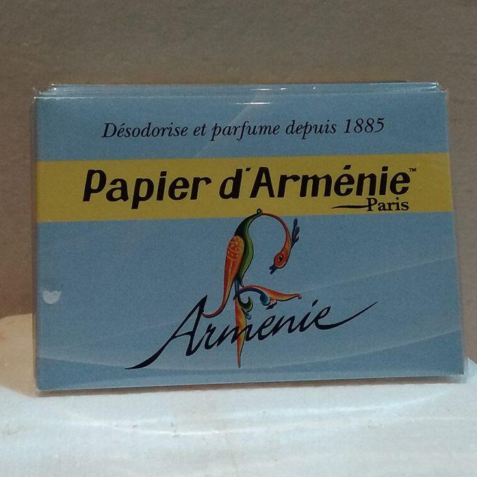 papier d'armenie armenie