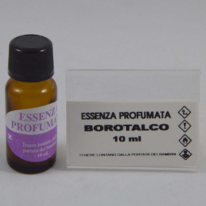 fragranza borotalco