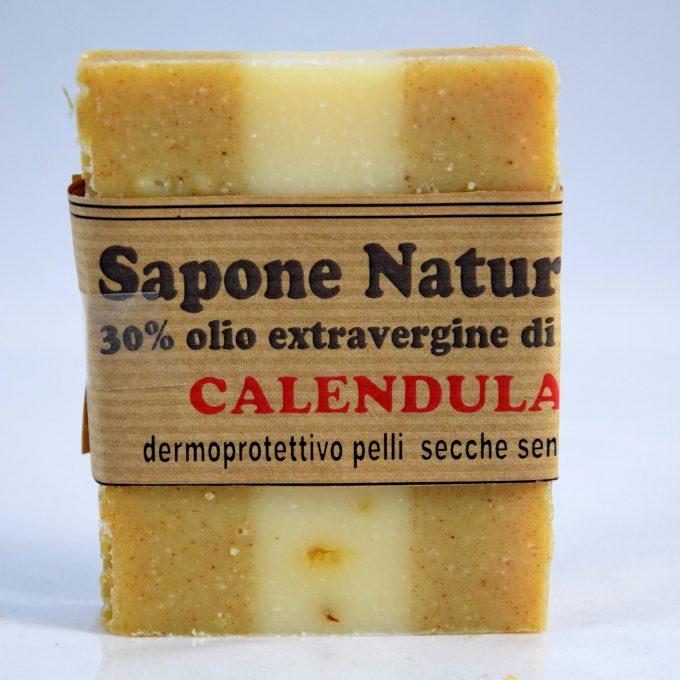 sapone con olio extravergine di oliva profumato alla