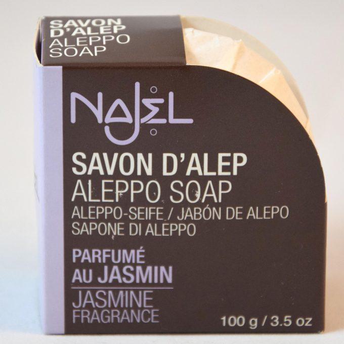 Il sapone di Aleppo all' olio di gelsomino aiuta a prevenire gli effetti dell'invecchiamento