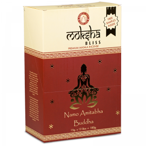 incenso masala premium moksha bliss