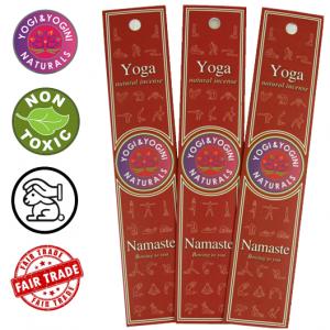 incenso yoga namaste ai fiori di nag champa