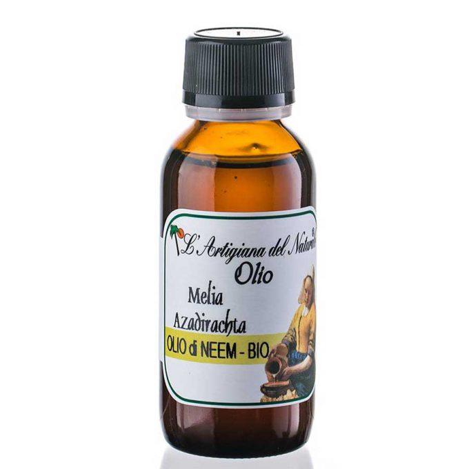 olio di Neem biologico eczemi e psoriasi