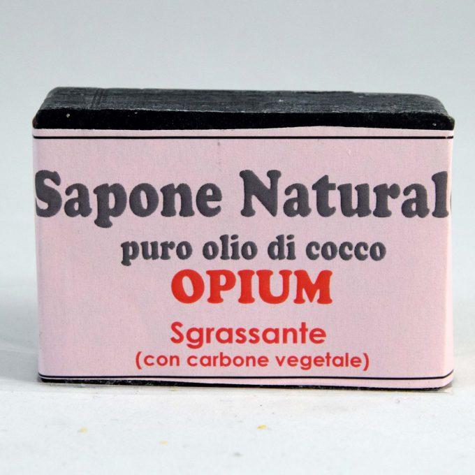 sapone profumato opium