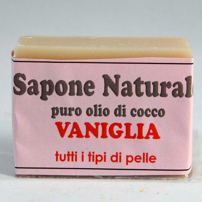 sapone con vaniglia per tutti i tipi di pelle